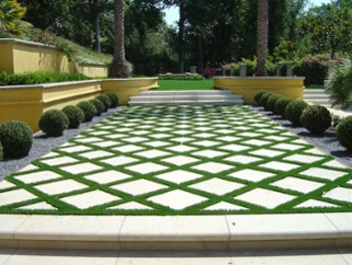 Creative Ways on Incorporating Artificial Grass to Improve Your Property's Aesthetic Value