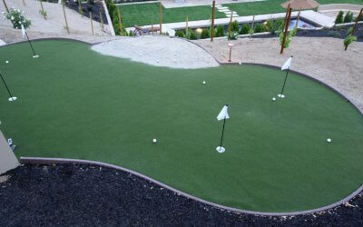 Essential Considerations For a Synthetic Putting Green in San Antonio, TX